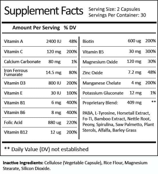 folexin-ingredients