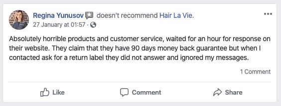 Negative-Hair-La-Vie-Review