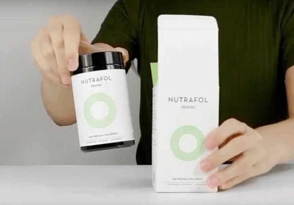 nutrafol-for-women-unboxing